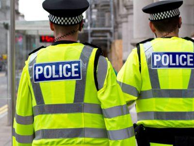 fot. Brytyjska policja przewidzi przestępstwa dzięki sztucznej inteligencji