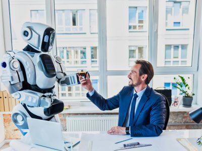 fot. Robot zrobi lepszą kawę niż barista?