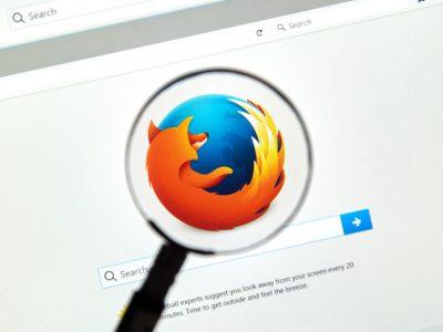 fot. Kontrolę nad błędami Firefoxa przejmuje sztuczna inteligencja
