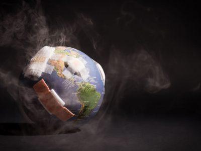 fot. AI pomoże w przyszłości zmniejszyć emisję gazów cieplarnianych