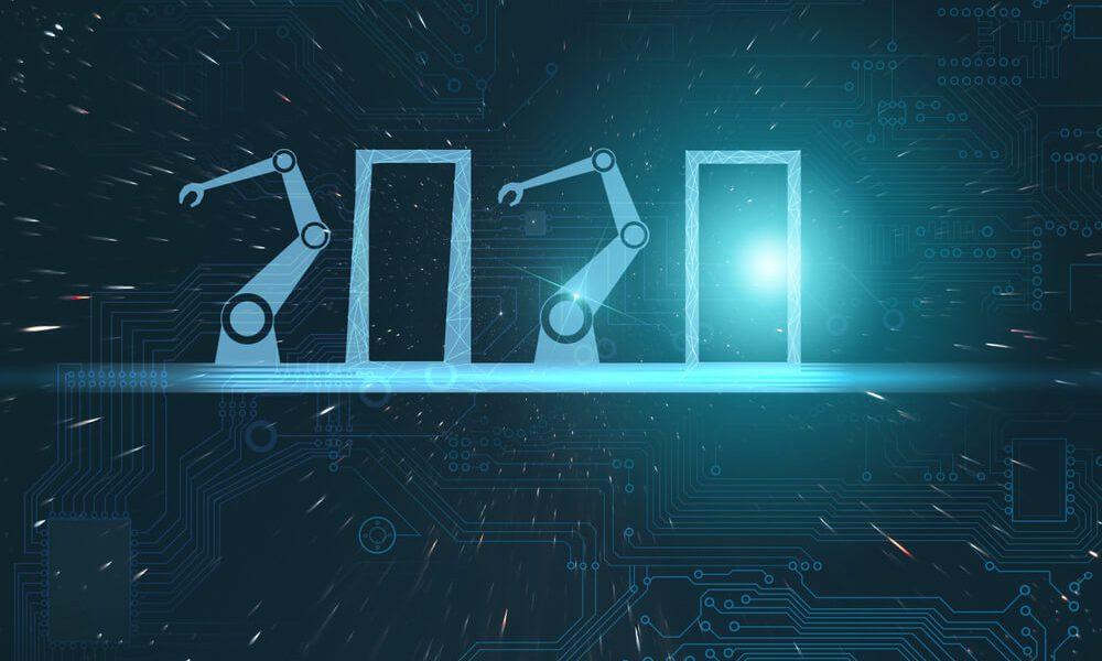 fot. Najciekawsze rozwiązania AI wdrożone w 2020