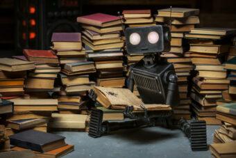 autyzm,, robot