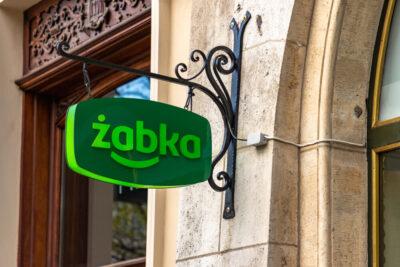 Logo Żabki