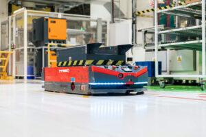 robot autonomiczny VersaBox